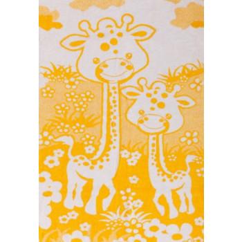 "Полотенце махровое ""Giraffa"""