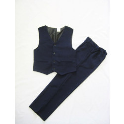 Костюм детский (жилет и брюки)