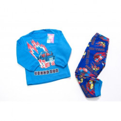 """Пижама детская """"кр-040"""" для мальчика."""