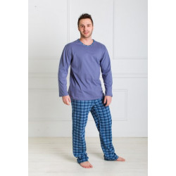 Пижама мужская длинный рукав