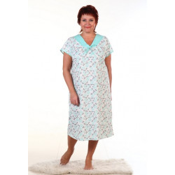 """Сорочка женская """"к-1298"""" (большие размеры)"""