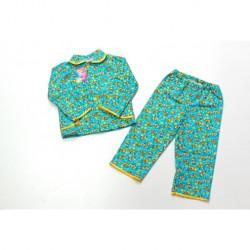 """Пижама детская """"кр-039"""" утепленная"""