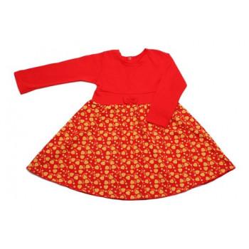 """Платье детское """"Малышка с дл. рук."""""""