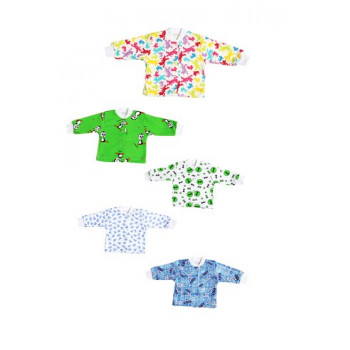 Кофта детская на кнопках (интерлок)