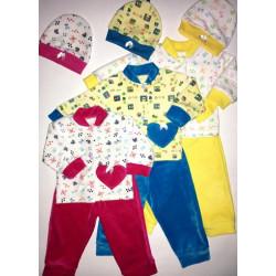 Комплекты и костюмы для новорожденных