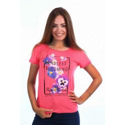 """Футболка женская """"са-097"""""""